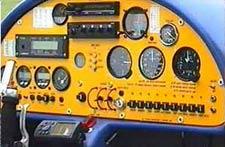 Przykładowe wyposażenie kokpitu Allegro 2000